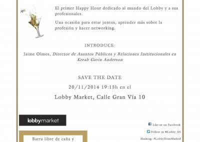 #LobbyHour N.8