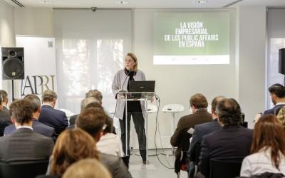 """""""La visión empresarial de los Public Affairs en España"""""""