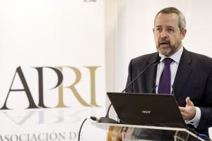 Adrián Cordero, Secretario General EIC