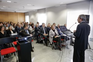 """Presentación del informe """"La visión empresarial de los Public Affairs en España"""""""