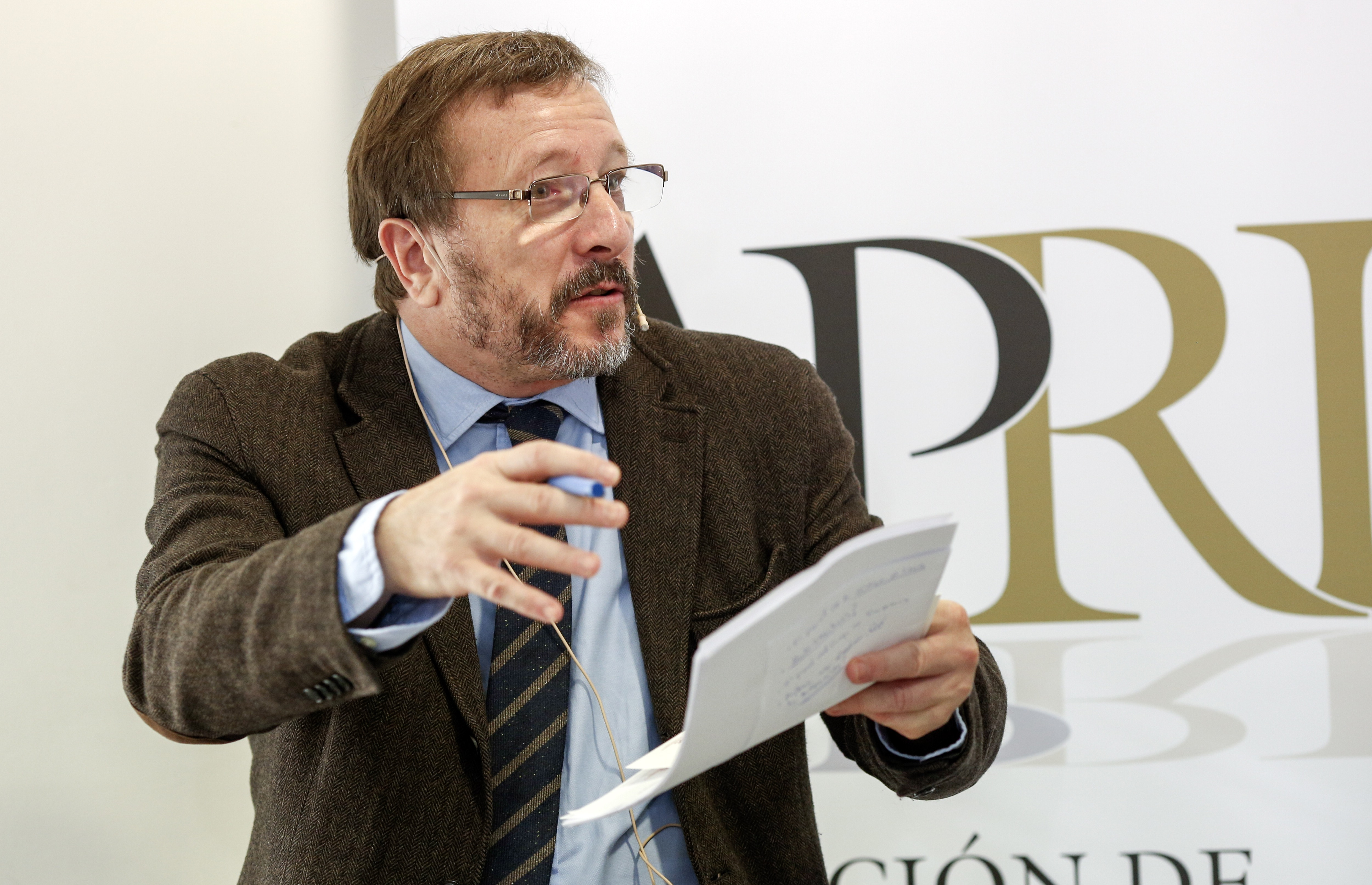 Carlos Sánchez Director Adjunto El Confidencial APRI