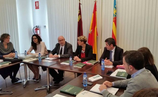 Murcia y la Comunidad Valenciana unen esfuerzos para impulsar la transparencia