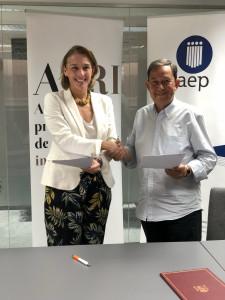 María Rosa Rotondo y Juan Ángel Gato