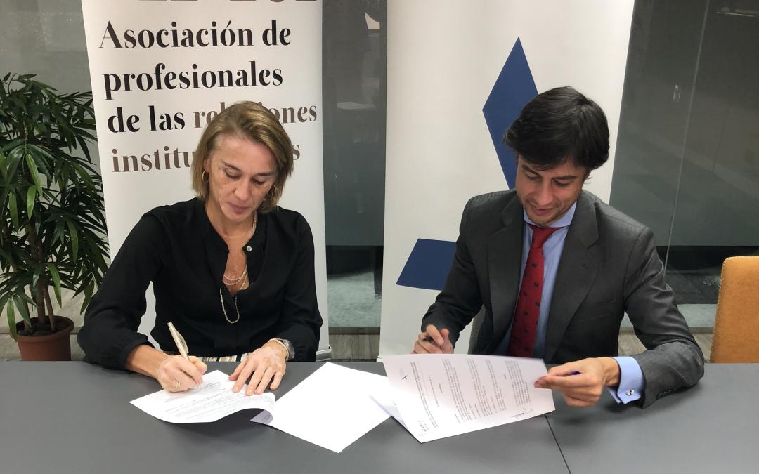 APRI y el Instituto Atlántico de Gobierno estrechan su colaboración sobre asuntos públicos