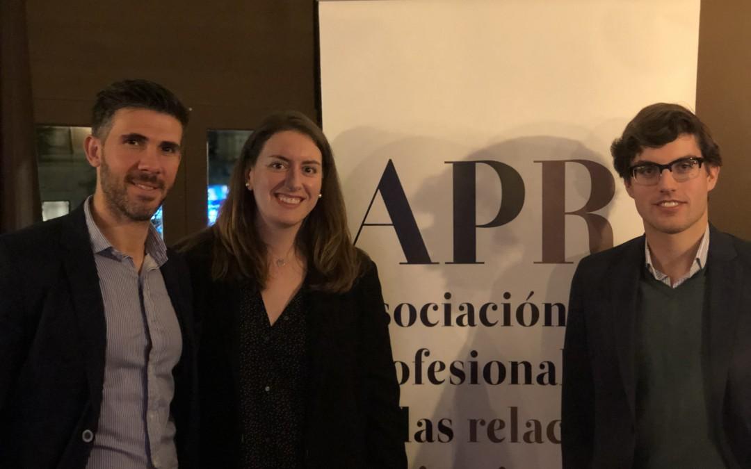 """Elia Ferrer de mytaxi interviene en nuestro Lobby Hour sobre """"Los Public Affairs ante los retos de la movilidad"""""""