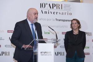 Presidente Javier Amorós - CTBG