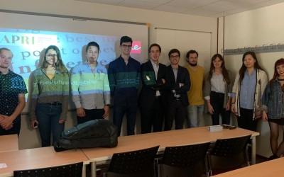 #TheFutureOfLobby: APRI habla sobre la profesión del lobista en la Universidad Europea de Valencia
