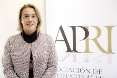 Presidenta María Rosa Rotondo
