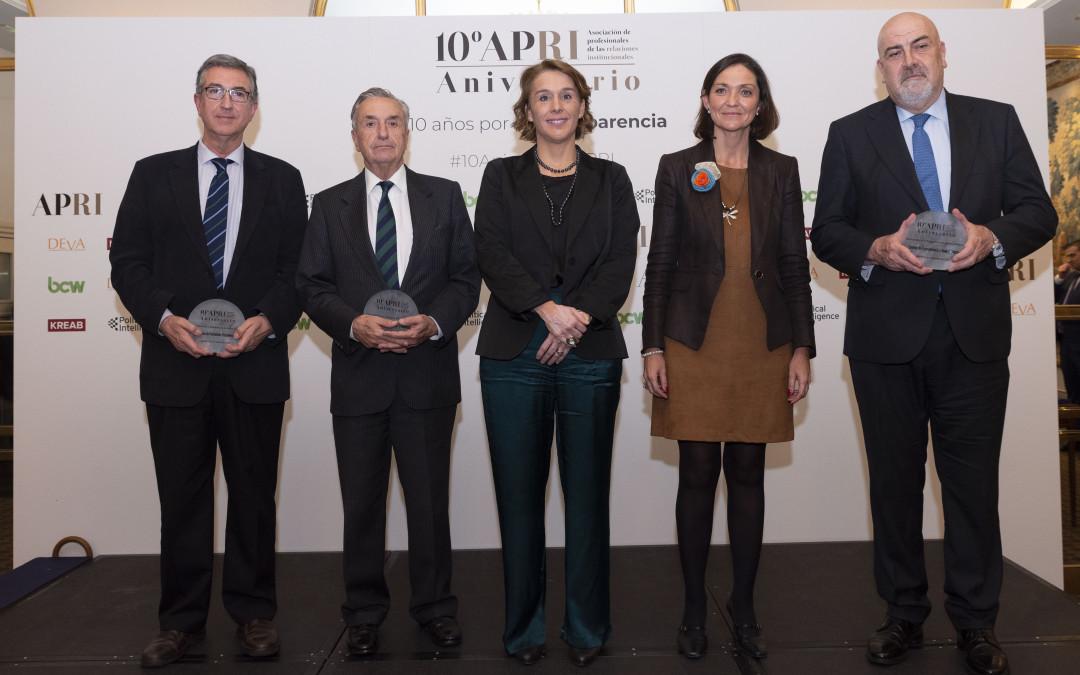 Los lobistas españoles celebran la consolidación de su profesión en España