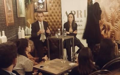 Inauguramos el Lobby Hour 2019 hablando del valor de las relaciones institucionales para las empresas y universidades con José María Palomares