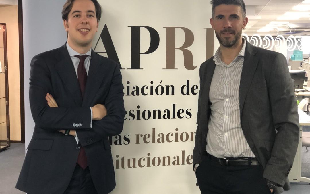 Andrea Vota y Diego Bayón se incorporan a la Junta Directiva de APRI