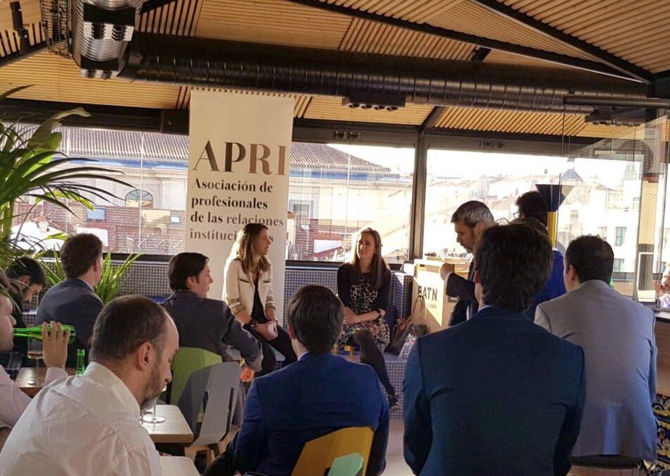 Coloquio sobre Diplomacia Corporativa con Ana Lorenzo, Responsable de Asuntos Públicos de IKEA Ibérica