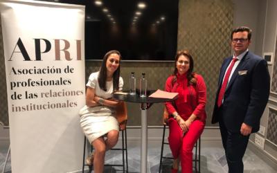 Hablamos sobre diplomacia en clave corporativa con la embajadora de la República de Chipre en España