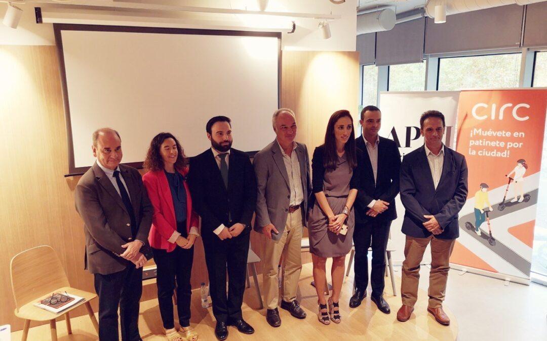 Portavocesde movilidaden Madrid reconocenla importancia de la colaboración público-privada para abordar los retos de movilidaden las ciudades