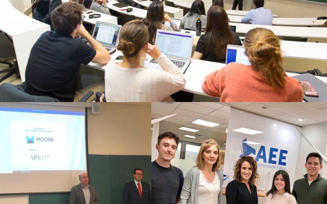 APRI completa una semana de formación en universidades