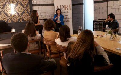 Lobby Hour de APRI: Asuntos Públicos en la Era de la Economía Digital con Marta Becerra