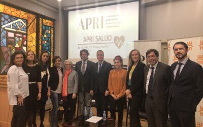 APRI Salud organiza su primer desayuno sobre participación de empresas y pacientes en la sanidad madrileña
