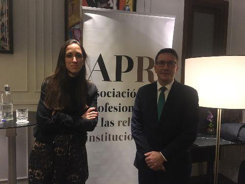 Lobby Hour sobre alimentación y distribucióncon Felipe Medina, Secretario General Técnico de ASEDAS
