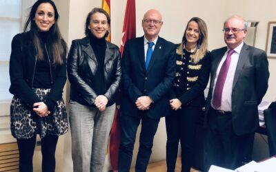 APRI se reúne con la viceconsejería de Transparencia de la Comunidad de Madrid